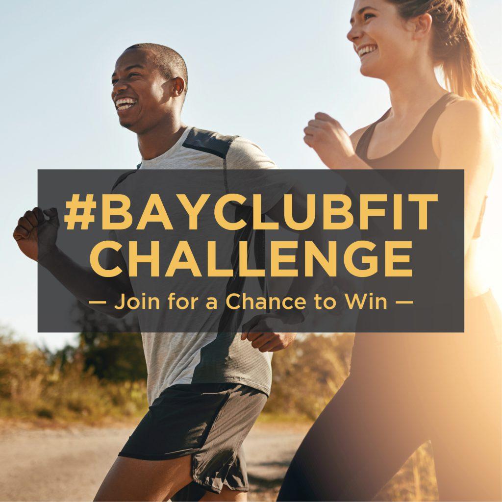 #BayClubFit Challenge