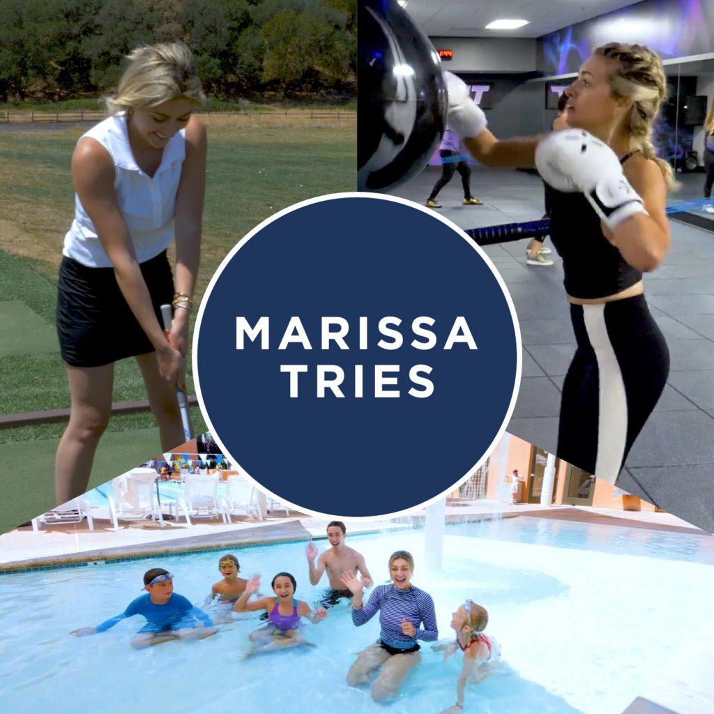 Checkout Marissa Tries!